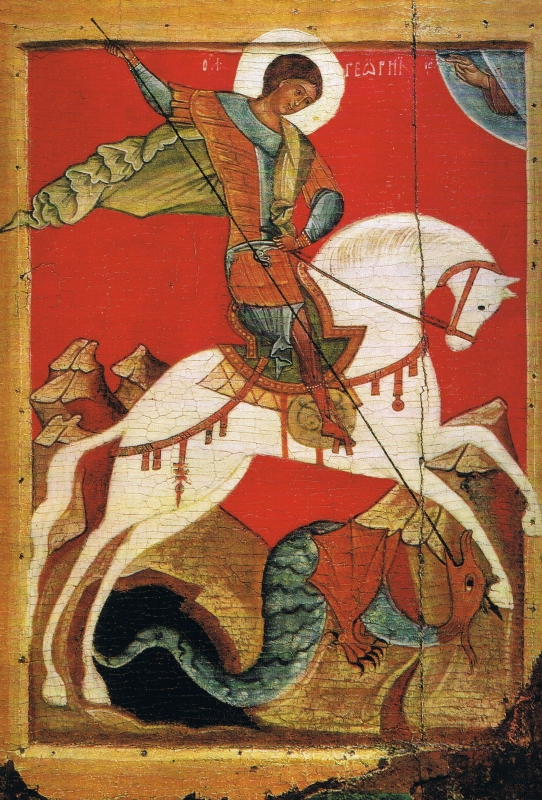 Svatý Jiří Drakobijce